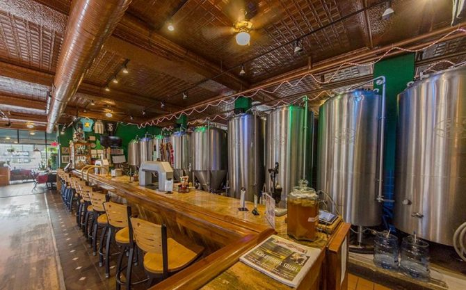 Cafes & Breweries